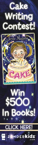 Zonderkidz - Cake Writing Contest